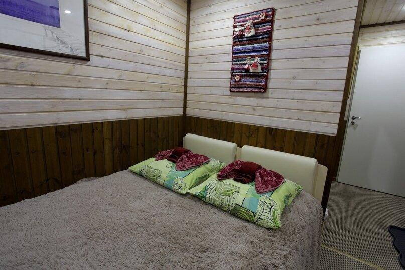 Двухместный стандарт (двуспальная кровать), Советская улица, 28А, Калевала - Фотография 1