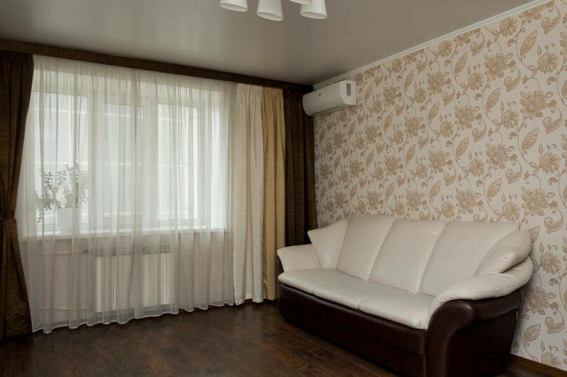 1-комн. квартира, 40 кв.м. на 3 человека, улица Фатыха Амирхана, 85А, Казань - Фотография 9