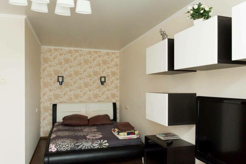 1-комн. квартира, 40 кв.м. на 3 человека, улица Фатыха Амирхана, 85А, Казань - Фотография 10