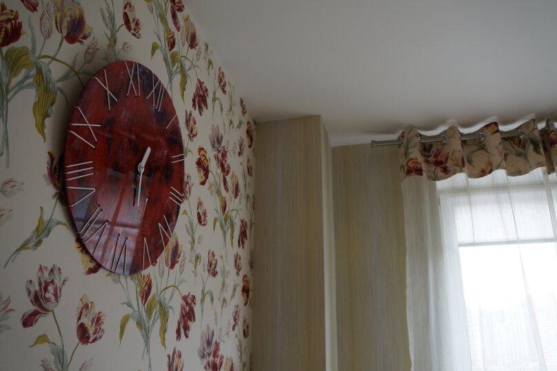 2-комн. квартира, 64 кв.м. на 4 человека, проспект Королёва, 65, Санкт-Петербург - Фотография 4
