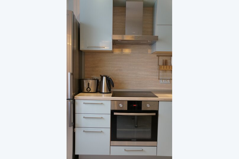 2-комн. квартира, 64 кв.м. на 4 человека, проспект Королёва, 65, Санкт-Петербург - Фотография 12