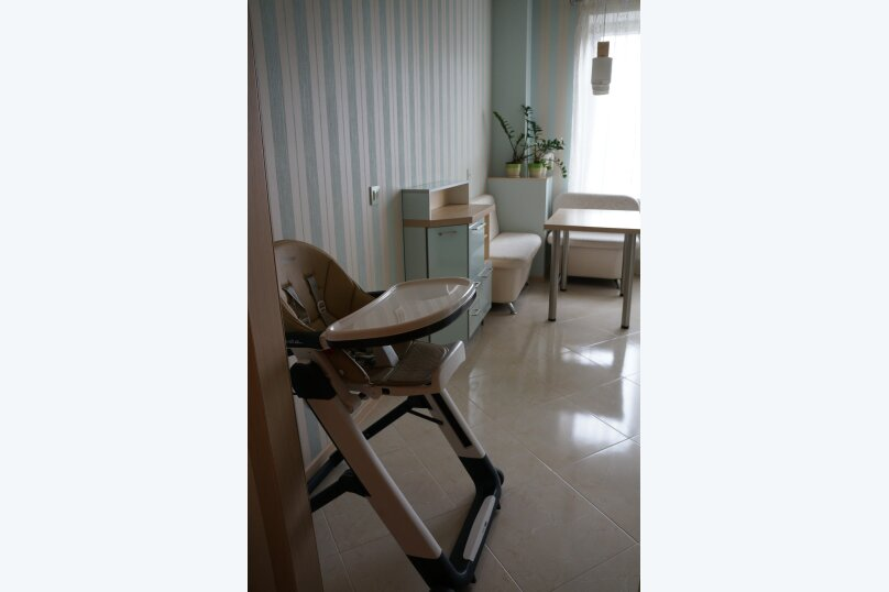 2-комн. квартира, 64 кв.м. на 4 человека, проспект Королёва, 65, Санкт-Петербург - Фотография 17
