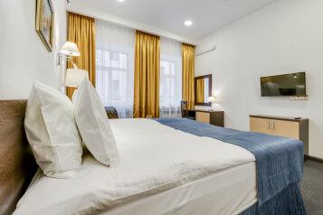 Deluxe:  Номер, Люкс, 3-местный (2 основных + 1 доп), 1-комнатный, Отель, Гродненский переулок на 7 номеров - Фотография 4