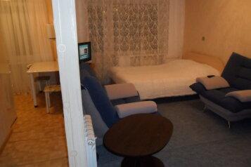 1-комн. квартира, 32 кв.м. на 3 человека, улица Дзержинского, 4, Шерегеш - Фотография 1