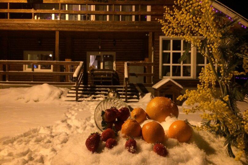 Домик-люкс в стиле бунгало, 90 кв.м. на 6 человек, 2 спальни, Демаки, 12, Нижний Новгород - Фотография 22