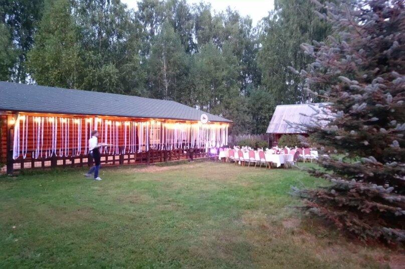 Домик-люкс в стиле бунгало, 90 кв.м. на 6 человек, 2 спальни, Демаки, 12, Нижний Новгород - Фотография 24