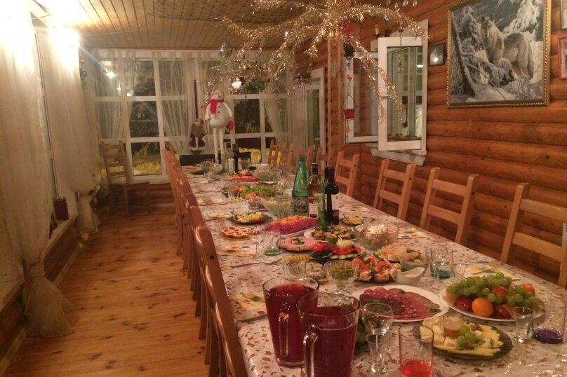 Загородный коттедж , 400 кв.м. на 20 человек, 6 спален, д. Демаки, 12, Нижний Новгород - Фотография 17