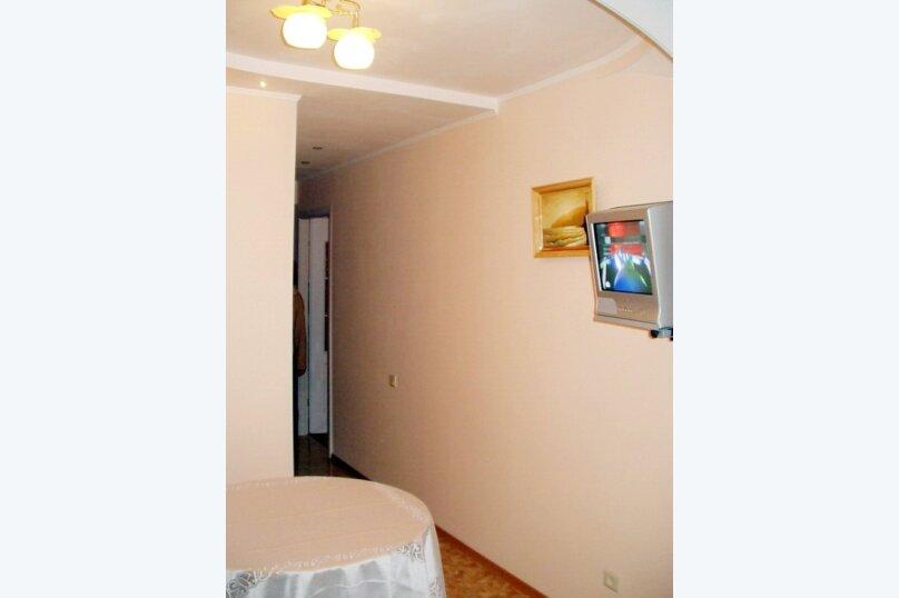 1-комн. квартира, 34.9 кв.м. на 4 человека, Парковая улица, 6, Партенит - Фотография 5