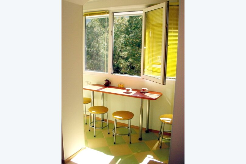 1-комн. квартира, 34.9 кв.м. на 4 человека, Парковая улица, 6, Партенит - Фотография 6
