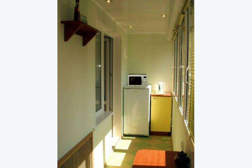 1-комн. квартира, 34.9 кв.м. на 4 человека, Парковая улица, 6, Партенит - Фотография 10