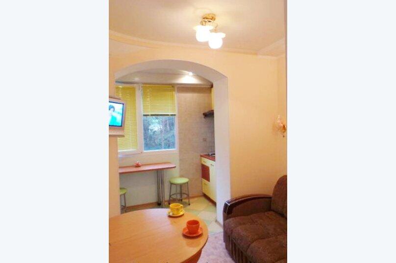 1-комн. квартира, 34.9 кв.м. на 4 человека, Парковая улица, 6, Партенит - Фотография 11