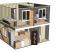 Коттедж для 4 гостей + 4 доп. места:  Дом, 8-местный (4 основных + 4 доп) - Фотография 42
