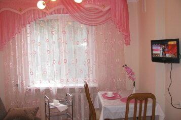 2-комн. квартира, 39.3 кв.м. на 5 человек, улица Подвойского, 9, Гурзуф - Фотография 1