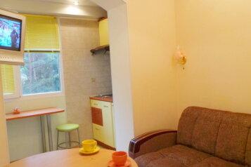 1-комн. квартира, 34.9 кв.м. на 4 человека, Парковая улица, 6, Партенит - Фотография 3