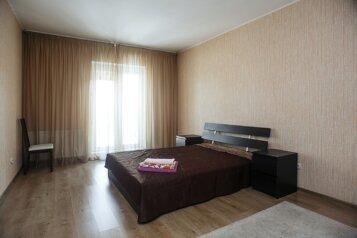 2-комн. квартира, 80 кв.м. на 6 человек, улица Шевченко, Новосибирск - Фотография 3