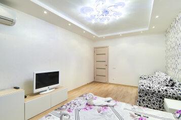 1-комн. квартира, 50 кв.м. на 4 человека, проспект Карла Маркса, 11, Новосибирск - Фотография 2