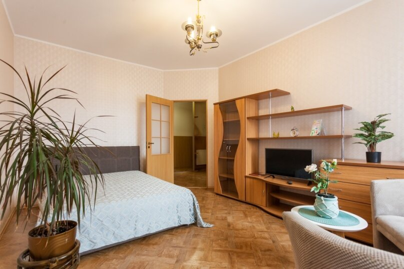 1-комн. квартира, 42 кв.м. на 3 человека, Коммунальная улица, 5А, Калининград - Фотография 2