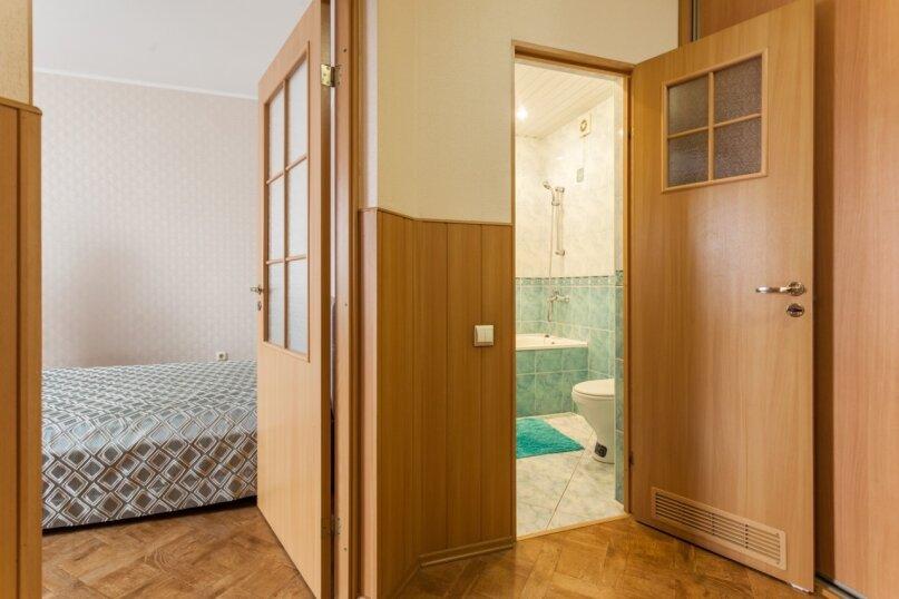 1-комн. квартира, 42 кв.м. на 3 человека, Коммунальная улица, 5А, Калининград - Фотография 6