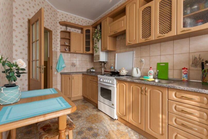 1-комн. квартира, 42 кв.м. на 3 человека, Коммунальная улица, 5А, Калининград - Фотография 7