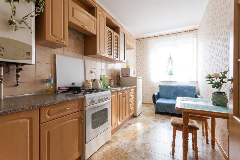 1-комн. квартира, 42 кв.м. на 3 человека, Коммунальная улица, 5А, Калининград - Фотография 8