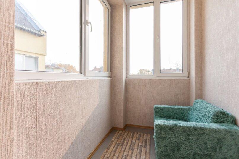 1-комн. квартира, 42 кв.м. на 3 человека, Коммунальная улица, 5А, Калининград - Фотография 9