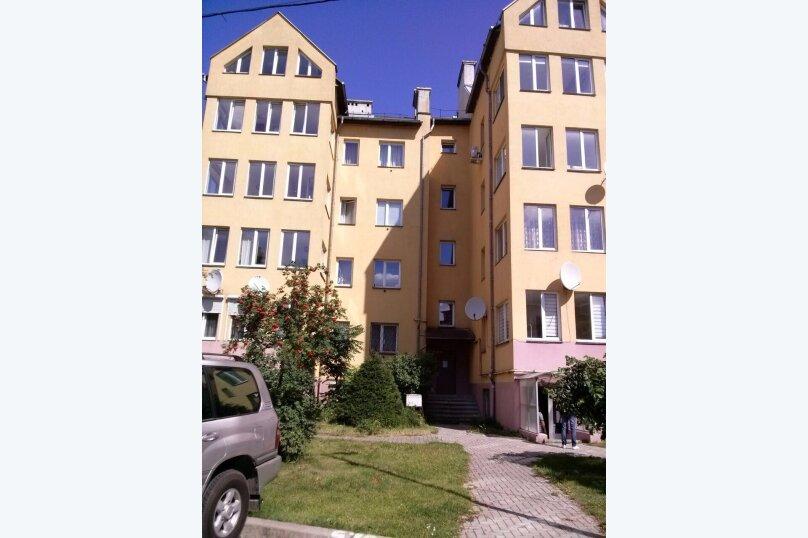 1-комн. квартира, 42 кв.м. на 3 человека, Коммунальная улица, 5А, Калининград - Фотография 10
