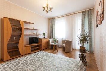 1-комн. квартира, 42 кв.м. на 3 человека, Коммунальная улица, 5А, Центральный район, Калининград - Фотография 3