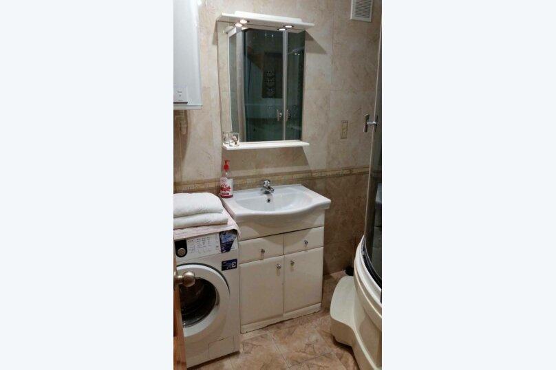 2-комн. квартира, 50 кв.м. на 4 человека, Киевская улица, 153А, Симферополь - Фотография 3