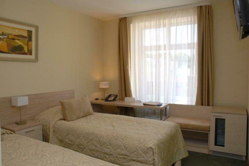 Двухместный стандартный номер с 2 отдельными кроватями, набережная 40-летия ВЛКСМ, 1, Выборг - Фотография 1