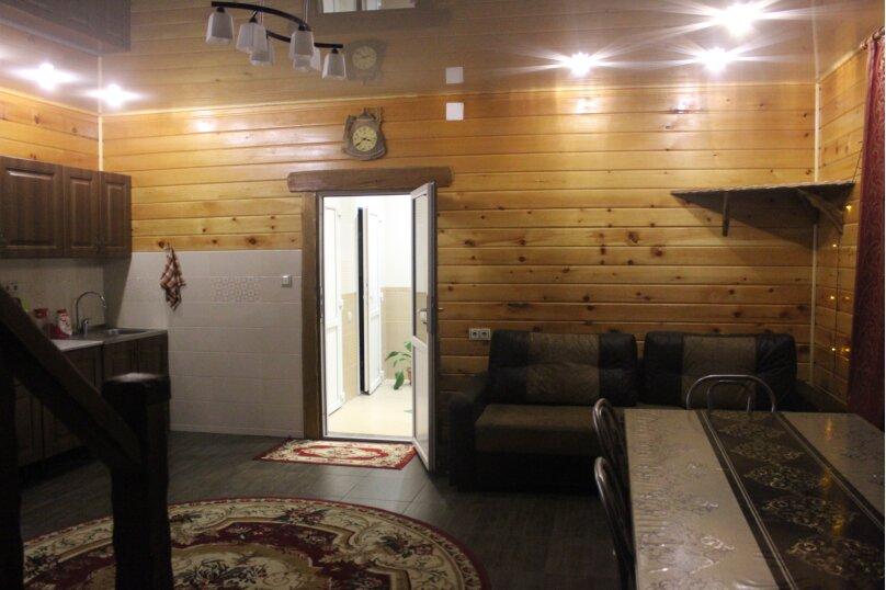Гостевой дом в Шерегеше, 150 кв.м. на 8 человек, 5 спален, Заречная улица, 4, Шерегеш - Фотография 3