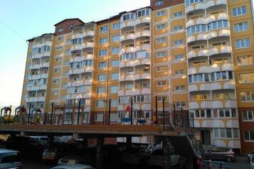 1-комн. квартира, 35 кв.м. на 4 человека, улица Вокзальная Дамба, Уссурийск - Фотография 1