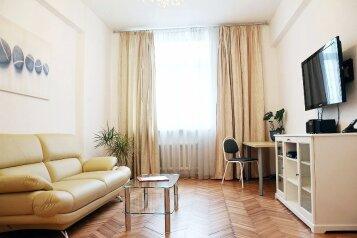 3-комн. квартира, 85 кв.м. на 4 человека, 1-я Тверская-Ямская улица, метро Белорусская, Москва - Фотография 4
