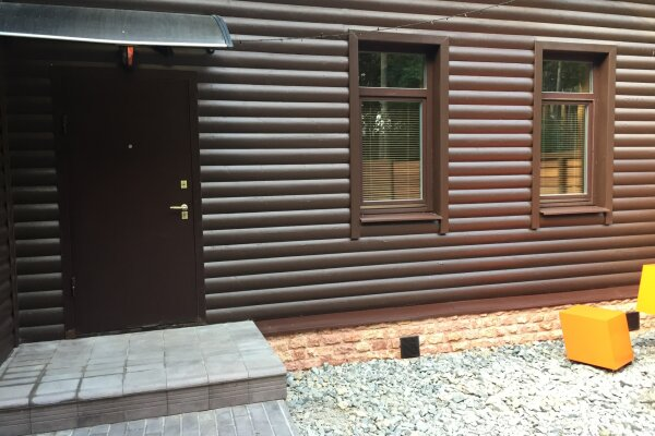 ДОМ, 70 кв.м. на 4 человека, 2 спальни, Лесхозный переулок, 2, Жуковский - Фотография 1