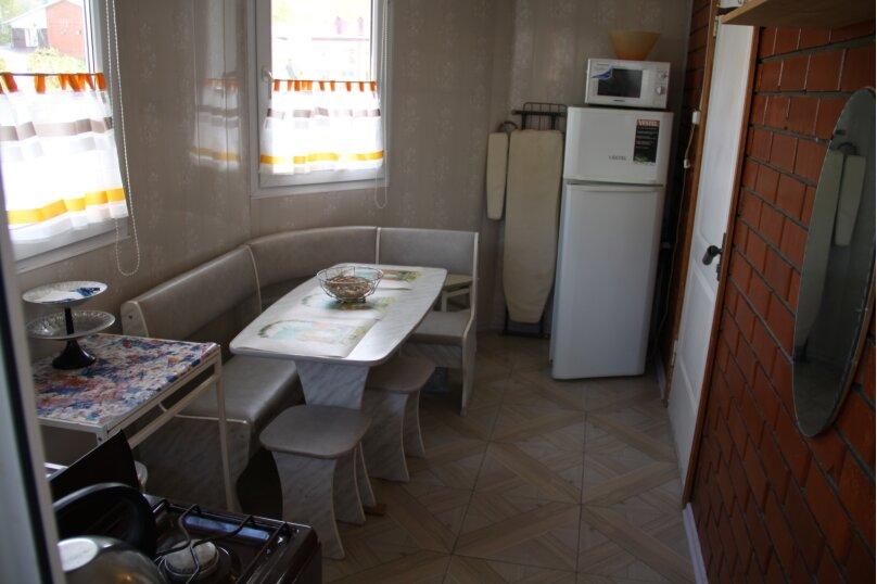 Садовый домик на 6 человек, 2 спальни, Юности, 3, Новомихайловский - Фотография 18