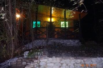 Деревянный дом с баней, 25 кв.м. на 8 человек, 2 спальни, Мамедово ущелье, село Мамедова Щель, Сочи - Фотография 1