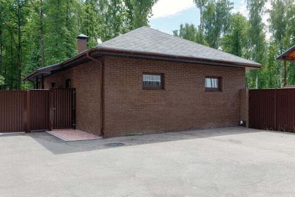 Дом с баней на берегу Волги, 100 кв.м. на 4 человека, 2 спальни, Садовая улица, 55, Бор - Фотография 1
