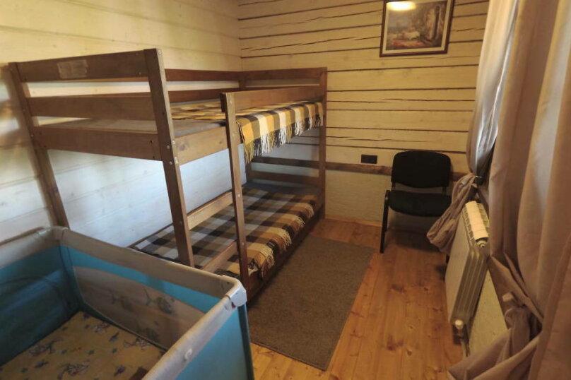 Шале с камином для семейного отдыха, 60 кв.м. на 2 человека, 2 спальни, 40 лет Октября, 10, Таватуй - Фотография 8