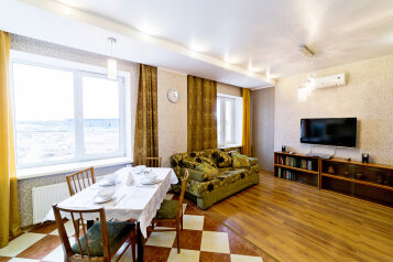 3-комн. квартира, 82.6 кв.м. на 8 человек, улица Нигматуллина, Казань - Фотография 4