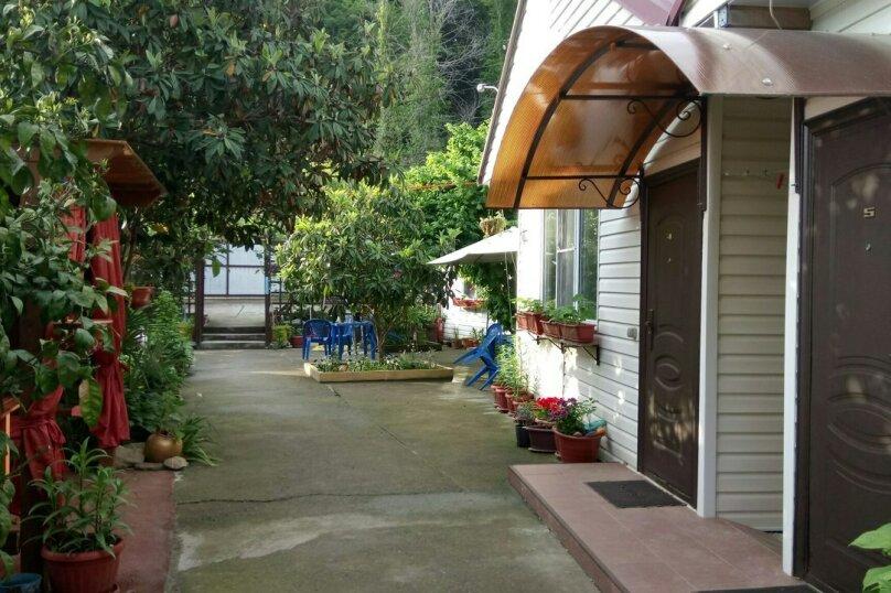 Домик 3-х местный однокомнатный, 20 кв.м. на 3 человека, 1 спальня, Енисейская улица, 4, Лоо - Фотография 12