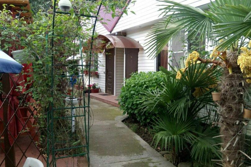 Домик 3-х местный однокомнатный, 20 кв.м. на 3 человека, 1 спальня, Енисейская улица, 4, Лоо - Фотография 14
