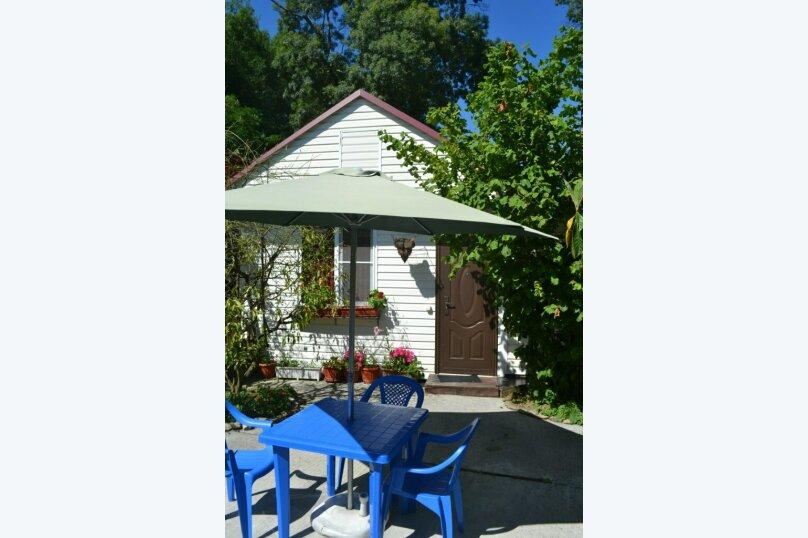 Домик 3-х местный однокомнатный, 20 кв.м. на 3 человека, 1 спальня, Енисейская улица, 4, Лоо - Фотография 20