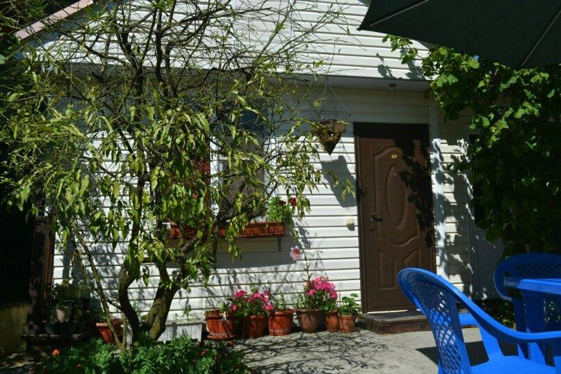 Домик 3-х местный однокомнатный, 20 кв.м. на 3 человека, 1 спальня, Енисейская улица, 4, Лоо - Фотография 21