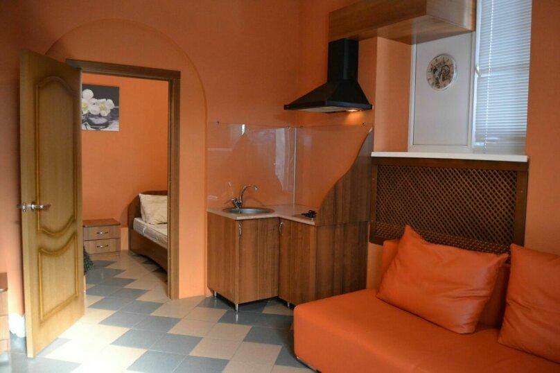 Отдельная комната, улица Лесная Биржа, 14, Таганрог - Фотография 1