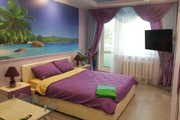 1-комн. квартира, 45 кв.м. на 2 человека, Микрорайон 30-й, Иваново - Фотография 1