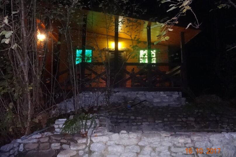 Дом в  Мамедовом ущелье Лазаревский район, 72 кв.м. на 9 человек, 3 спальни, Мамедово ущелье, 1, село Мамедова Щель, Сочи - Фотография 24