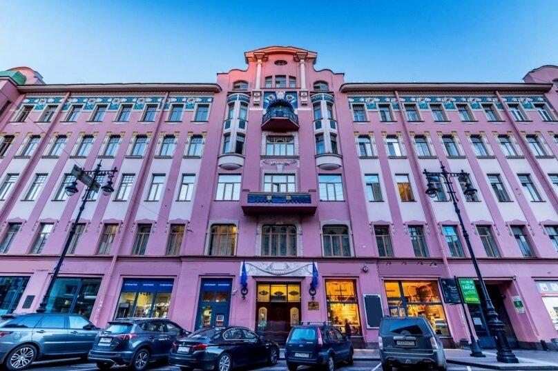 """Отель """"AKYAN St.Petersburg"""", улица Восстания, 19 на 123 номера - Фотография 1"""