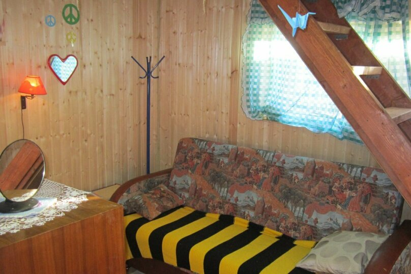 Коттедж в лесу с баней, 90 кв.м. на 15 человек, Рахья, Строителей, уч 4, Санкт-Петербург - Фотография 16