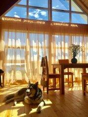 Гостевой дом на берегу Онежского озера, 45 кв.м. на 5 человек, 2 спальни, Бережная, 1, Медвежьегорск - Фотография 4