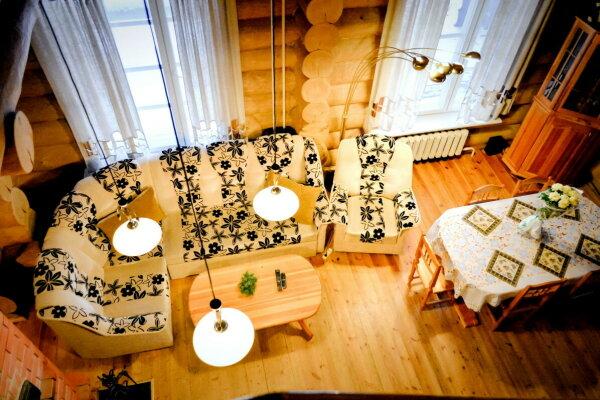 Коттедж в загородном клубе, 272 кв.м. на 10 человек, 5 спален