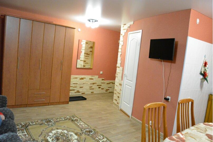 3-комн. квартира, 49 кв.м. на 6 человек, улица Дзержинского, 4, Шерегеш - Фотография 4
